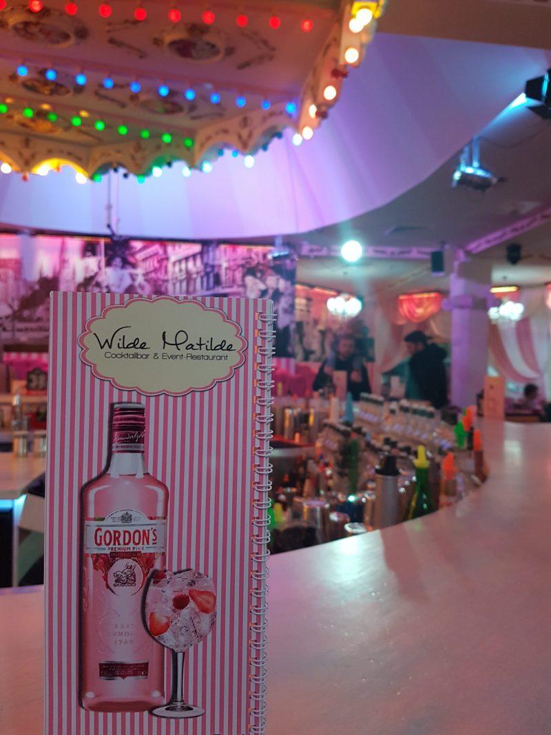 Cocktailkarte Wilde Matilde