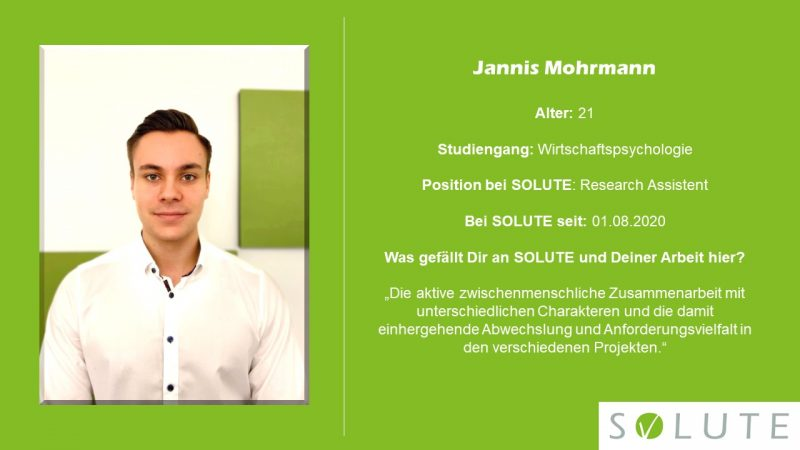 Steckbrief Jannis Mohrmann