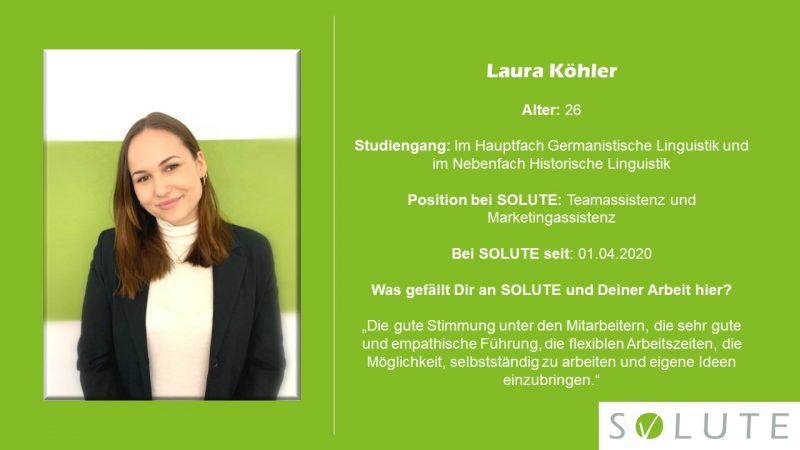 Steckbrief Laura Köhler